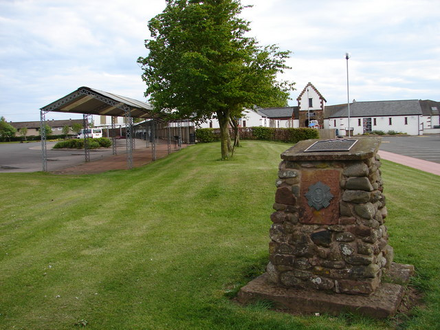 Quintinshill Rail Disaster Memorial
