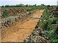 TL1971 : Archaeological dig, Rectory Farm, Brampton, Cambs by Rodney Burton