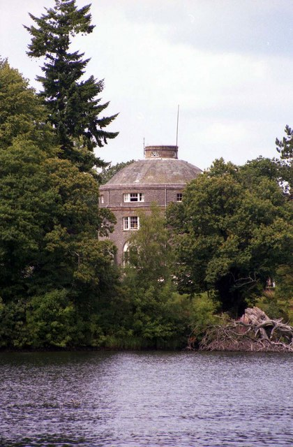 The Round House on Belle Isle