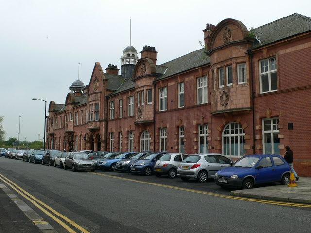 Police Station Warrington Eirian Evans Geograph