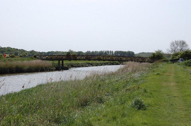 Bridge Across the River Arun