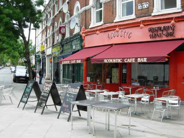 Acoustic Cafe, Newington Green