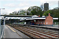 SJ6511 : Wellington Railway Station by Gordon Cragg