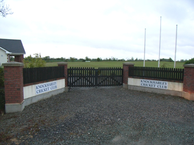 Knockharley Cricket Club, near Kentstown, Co. Meath