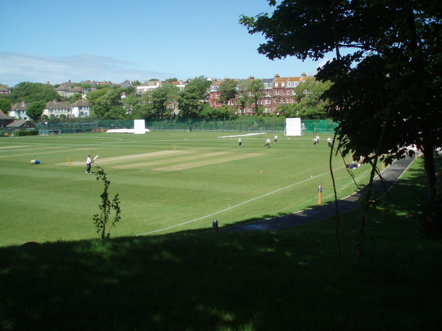 Brighton College cricket ground