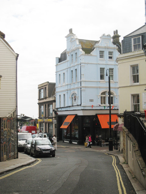 61b High Street, Hastings
