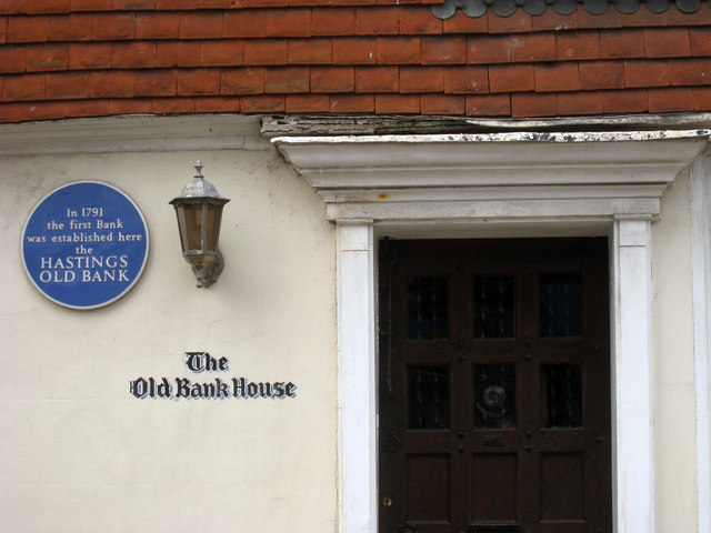 The Old Bank House, High Street, Hastings