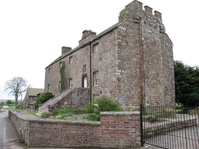 Drumburgh Castle