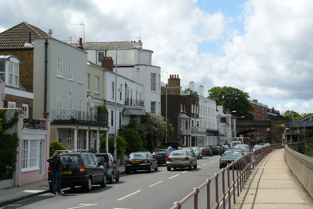 The Terrace, Barnes © Peter Trimming :: Geograph Britain ...