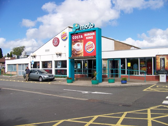 Argos Car Park Grantham