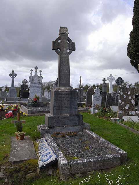 Grave of General George Blake
