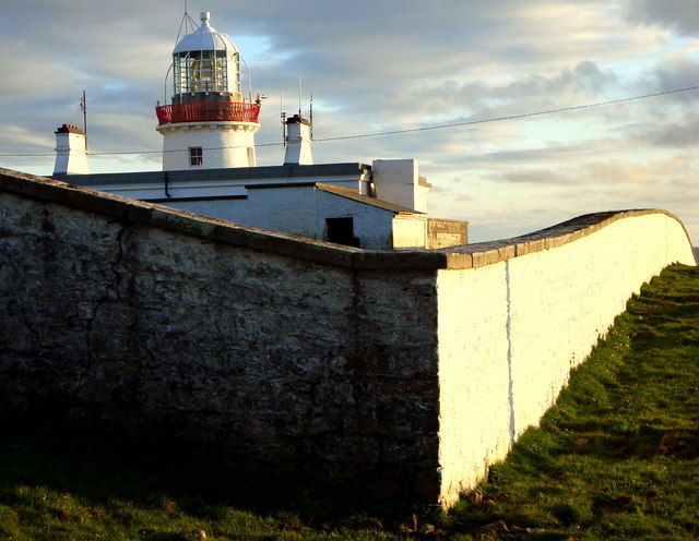 Lighthouse: St John's Point