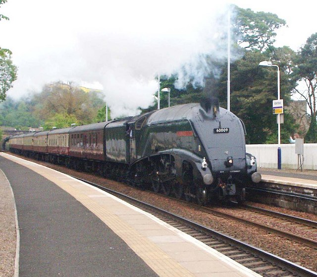 Union of South Africa 60009 - Aberdour
