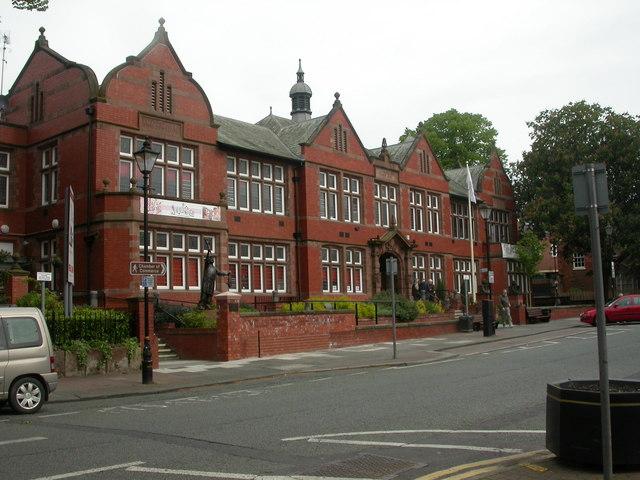 Altrincham Town Hall