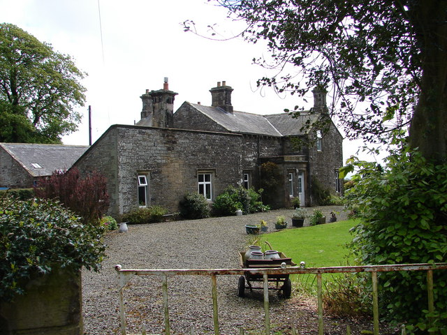 Wysebyhill Farmhouse