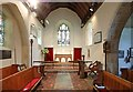 TQ9652 : St Mary, Stalisfield, Kent - Chancel by John Salmon