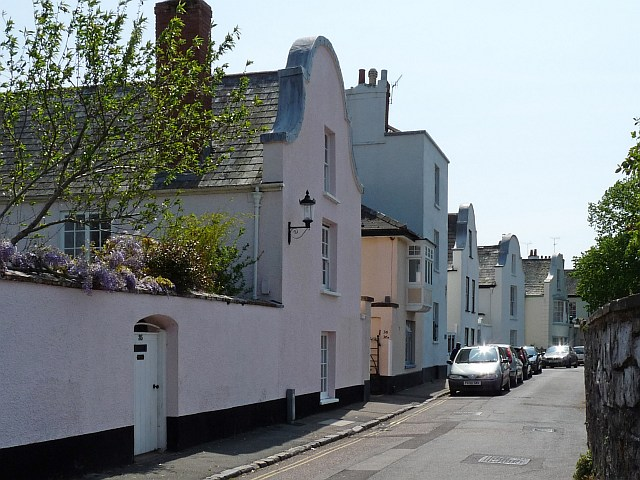 Dutch Houses, Topsham