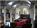 TQ3379 : Interior of St Mary's church, Bermondsey by Stephen Craven