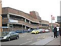 TQ3161 : Purley multi-storey car park by Stephen Craven