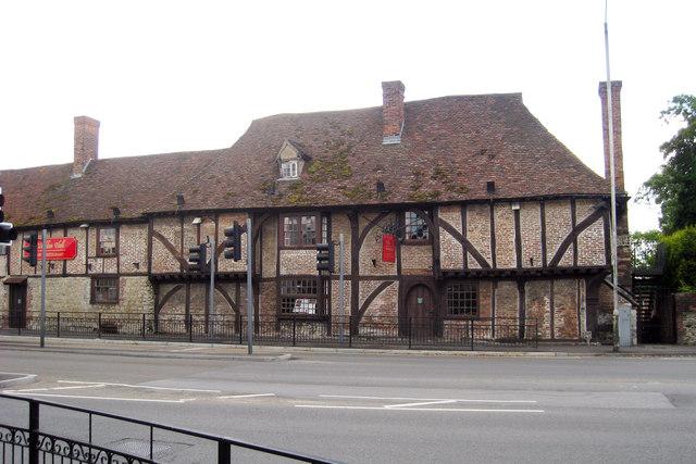 The Wealden Hall Restaurant, London Road, Larkfield, Kent