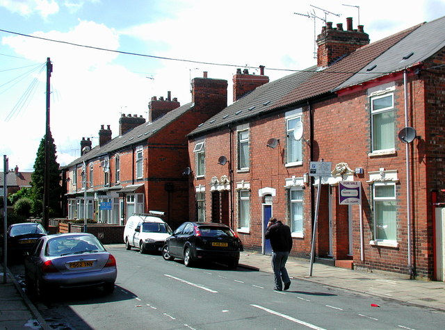 Brougham Street, Hull