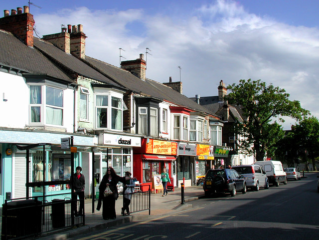 Newland Avenue, Hull