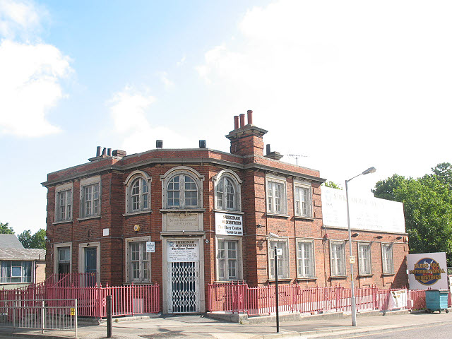 Former slipper baths, Deptford