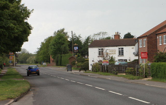 The George and Dragon, Hagworthingham