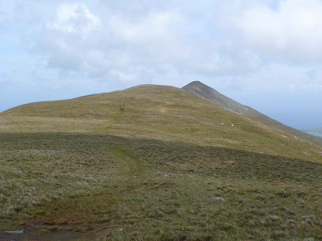 Summit of North Barrule