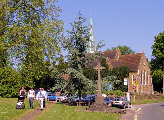 St Mary's Church, Shalford