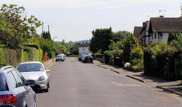 Tillingbourne Road, Shalford