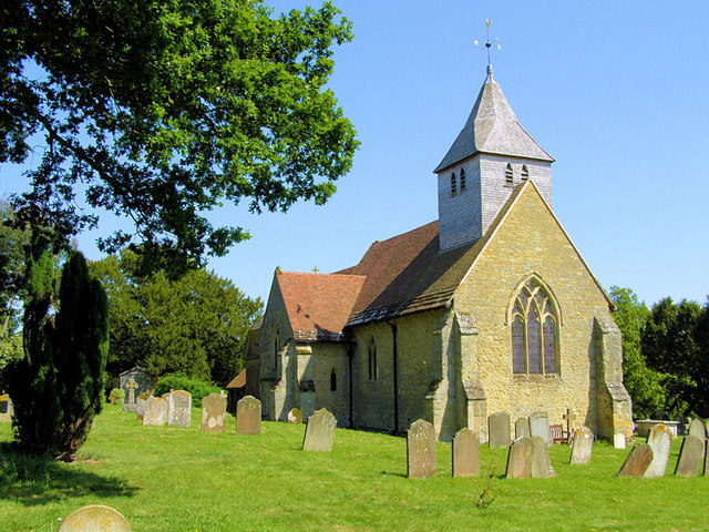 St Mary and All Saints Church, Dunsfold