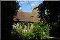 TQ6425 : Oast House at Holmshurst Manor, Witherenden Hill, East Sussex by Oast House Archive