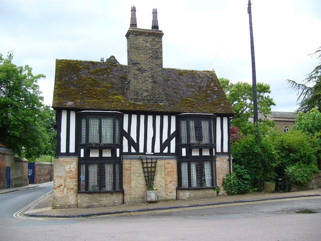 St Mary's Cottage 1550