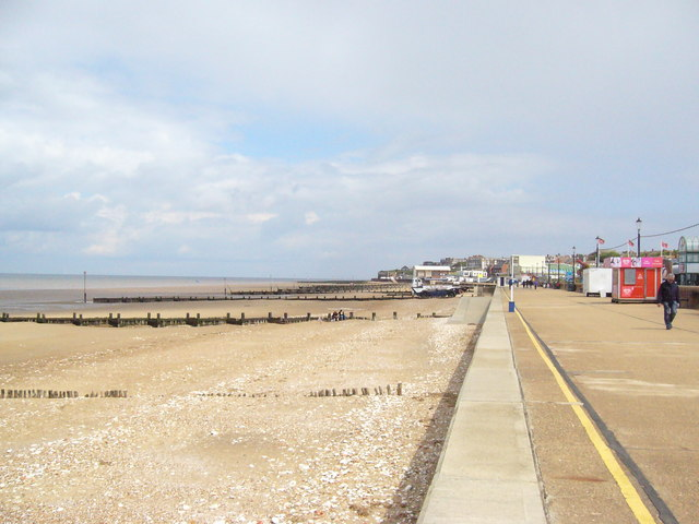 South Beach, Hunstanton.