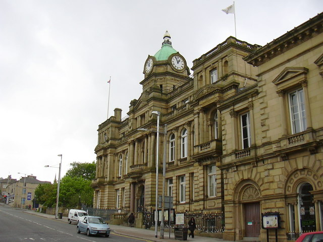 Town Hall, Manchester Road