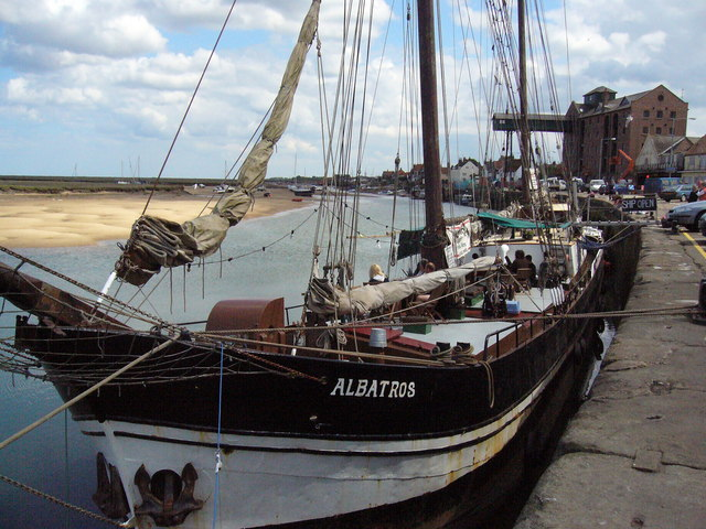 The Albatros, Wells next the Sea.