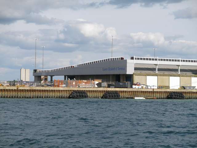 Queen Elizabeth II terminal