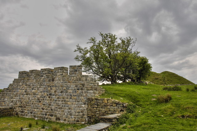 Tomen Y Mur, Roman Fort