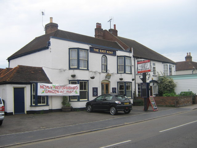 The East Kent Public House, Whitstable
