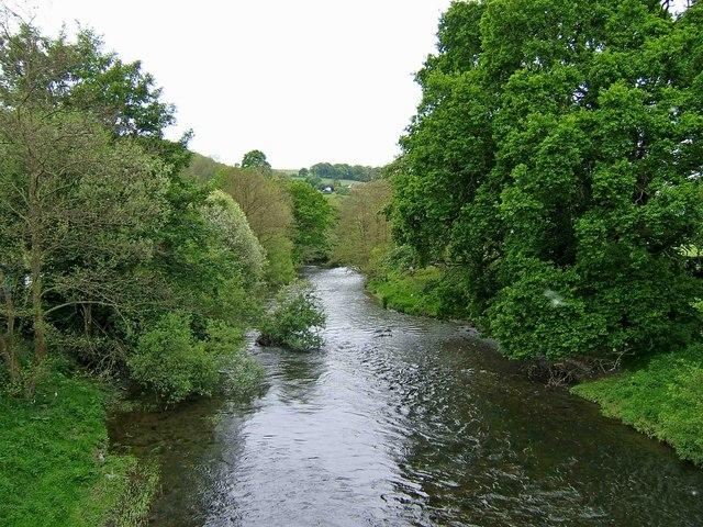 Afon Hafren (River Severn)