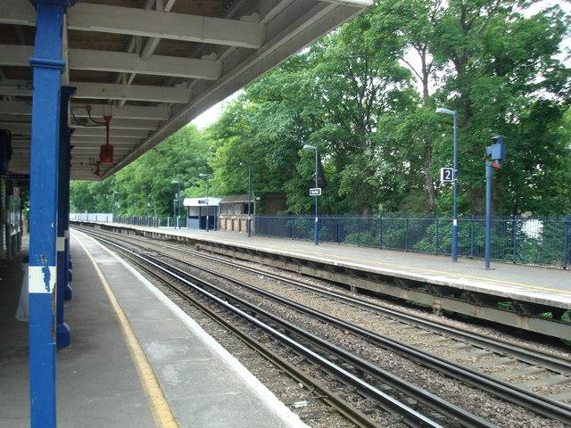 Eden Park Railway Station