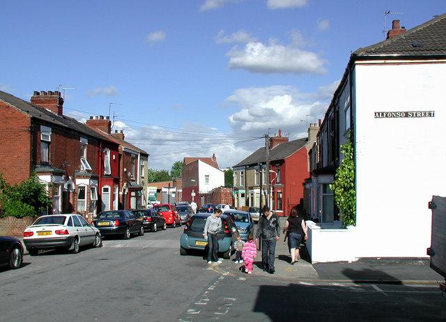 Ena Street, Hull