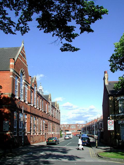 Malm Street, Hull