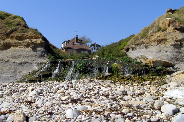 The Cascade, Osmington Mills