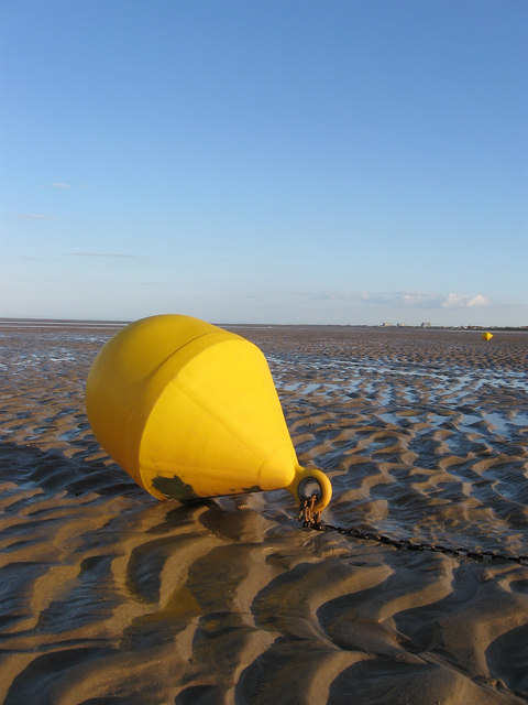 Buoys, Romney Sands