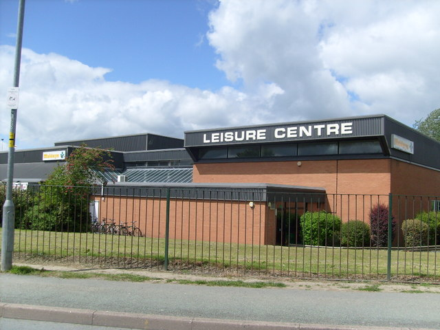 Newtown Leisure Centre, Garthowen, Newtown, Powys
