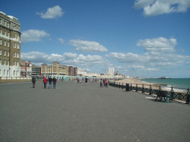 Hove Esplanade