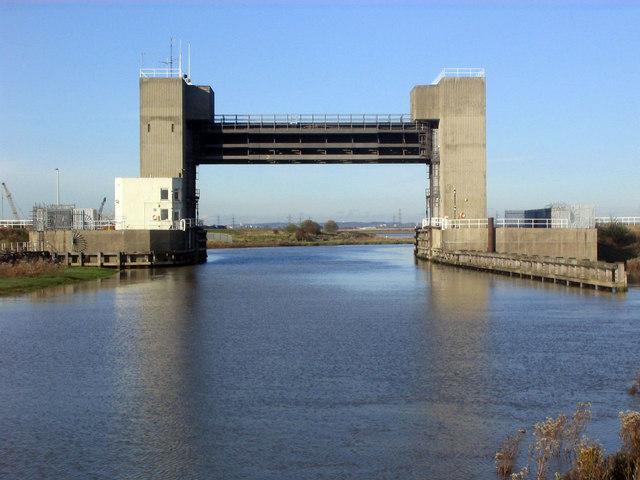 River Darent Flood Barrier