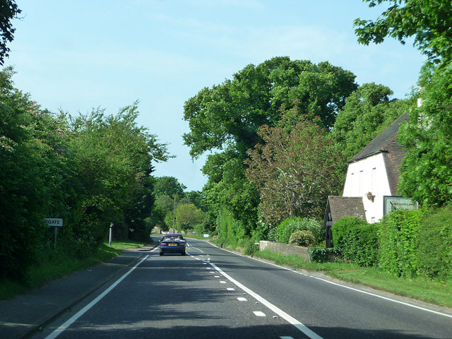 su9406 fontwell avenue near to eastergate west sussex great britain: http://www.geograph.org.uk/photo/1323745
